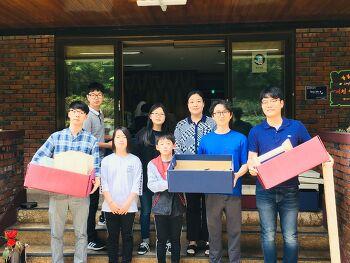 수산초중학교   특별한 교육기부