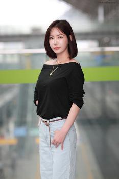 레이싱모델 민수아 2019.09.08 광명역에서