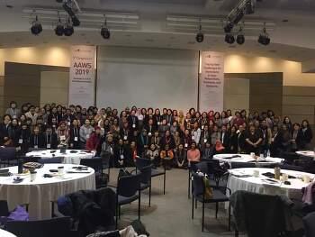[후기] 아시아여성학대회(5th Congress of AAWS 2019) 참가 및 부스 운영