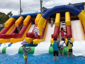 의림유치원  여름맞이 물놀이 체험행사