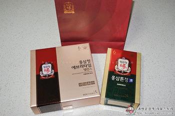 [롯데홈쇼핑] 정관장 홍삼정 에브리타임밸런스, 홍삼톤청