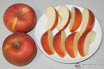 [롯데홈쇼핑]햇살가득 경북 가정용 햇 사과