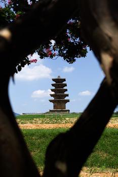 국보 제289호 익산 왕궁리 오층석탑
