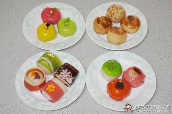 [거래처선물/명절선물]수예당 화과자 간식! 화과자만주 4호