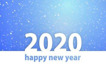 2020년 새해를 맞이하며~