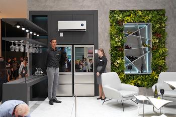 [IFA2019] LG ThinQ를 탑재한 가전이 선보이는 미래 공간의 비전