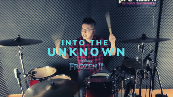 Panic! at the disco(패닉! 앳 더 디스코) - into the unknown(인투 디 언노운) Drum cover by ROP