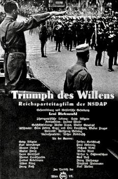 [영화 리뷰] 의지의 승리 (Triumph Des Willens , Triumph Of The Will , 1934)