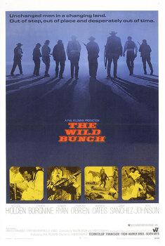 [영화 감상] 와일드 번치 (The Wild Bunch, 1969)
