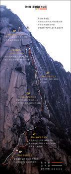 인수봉 동행길 등반