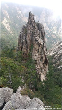 설악산 염라길 등반 가이드