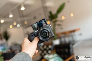 브이로그 카메라 추천, 소니 A6400