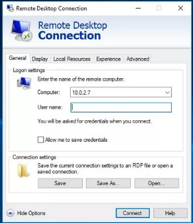 리눅스 & 윈도우10 원격 접속