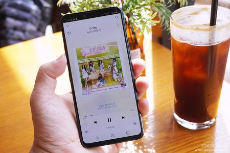 난 달라! LG G8 ThinQ 크리스털 사운드 올레드, 붐박스 스피커, Hi-Fi Quad DAC 3종