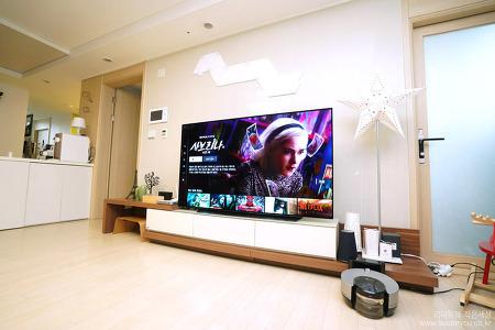 2019 LG 올레드TV AI ThinQ 65인치 사용해보니.. 달라진점 어때요?  OLED65C9GNA