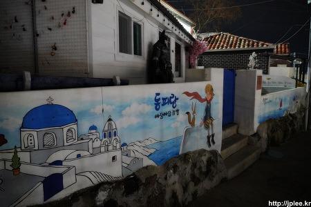 2020.11.22 거제,통영,남해여행 - 동피랑벽화마을, 통영중앙시장