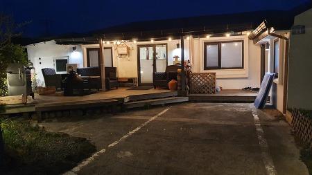 [제주여행 2박3일] 제주가옥 독채 숙소 '오몽오몽 하우스 '