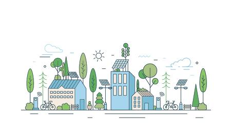 한화솔루션, 탄소중립 전환도시 실현을 위한 업무협약(MOU) 체결