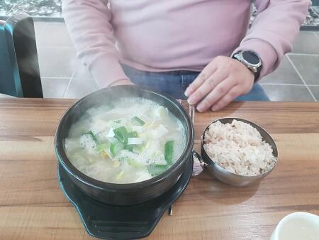 영암 월출산 국밥맛집 '창평국밥' 먹고 왔어요