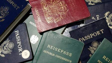 2021년 세계에서 가장 강력한 여권 순위