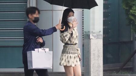 210603 두시탈출 컬투쇼 출근길 레드벨벳 조이 직캠 by 스피넬