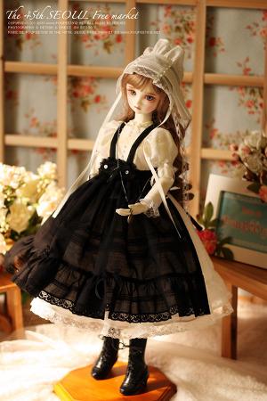 Black.Tea in Wonderland Limited For SD VOLKS