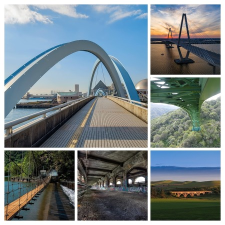 ASCE Bridges 2021 Calendar