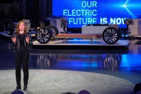 GM, EV 배터리(Battery, Ultium) 및 EV(전기차, Electric Car) 플랫폼 전략  발표(2020년 3월4일, 미시건)