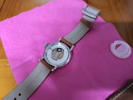 [시계 배터리 교체] 마크제이콥스(MARC JACOBS) 시계 배터리 교체 DIY