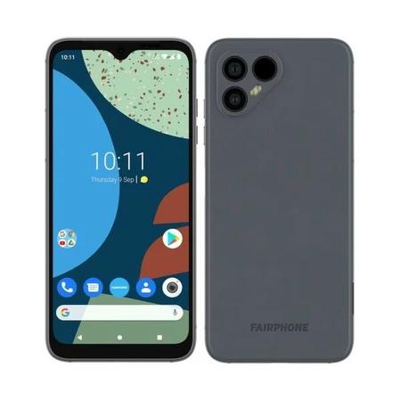 재활용 소재를 사용한 모듈식 스마트폰 '페어폰4(FairPhone4)' 가격 및 렌더링 유출