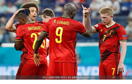 벨기에-네덜란드, 전승으로 16강행