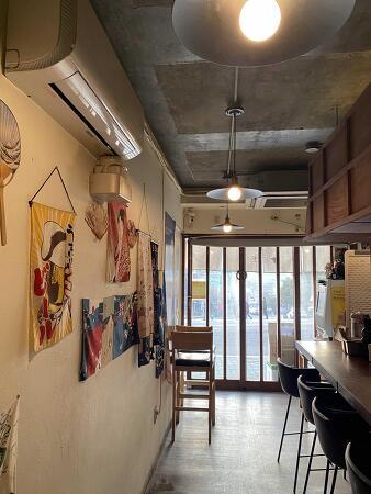 남산 일본 라면 식당