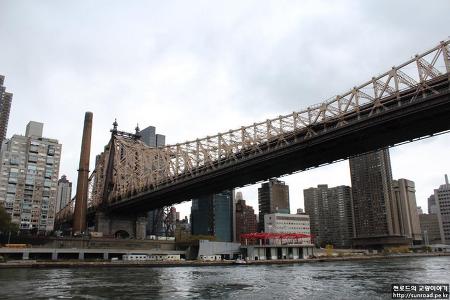 [뉴욕의 교량-4] 퀸즈버러교 (Ed Koch Queensboro Bridge)