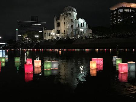 [원폭 76년] 핵 없는 세상, 피폭의 날에 염원하다