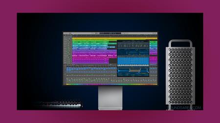 Apple - Logic Pro X 10.4.8 [iNTEL] [TNT] - sequencer (macOS) 로직 프로 X