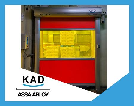 산업용자동문의 글로벌리더 KAD-ASSA ABLOY
