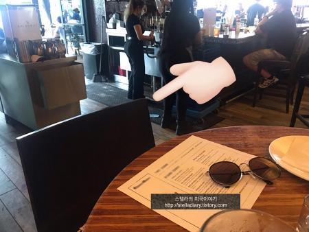 특별한 날 갔던 미국 식당에서 나는 영웅이 되었다