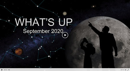 What's Up: September 2020  2020년 9월의 주요 천문 현상