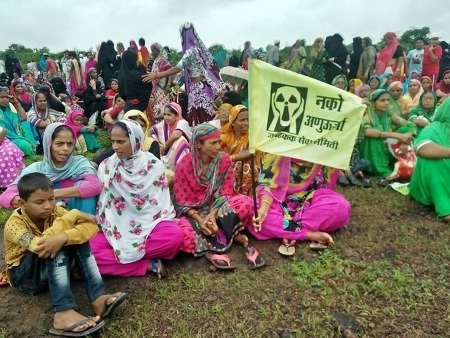 타이산 사고가 촉발한 인도 자이타푸르 핵발전소도 논쟁