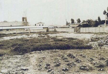 [옛사진]1968년, 안양근로자회관이 들어서기전 주변 모습