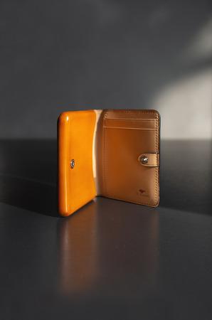 Il Bussetto 일부세토 _ Leather Nolo Wallet