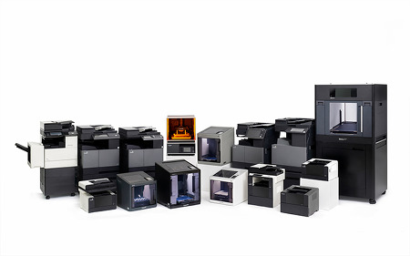 [Start, New Sindoh] Product : 신도리코 제품 - Global Design & 3D 프린터