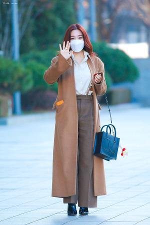 201217 컬투쇼 티파니 퇴근