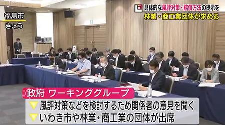 후쿠시마현 36개 지자체, 오염수 해양방출계획 반대