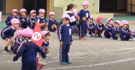 2020-10-16 레이 유치원 체육회 참관식