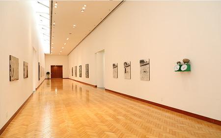 신도문화공간, 현대 미술의 거장 곽덕준 개인전 개최