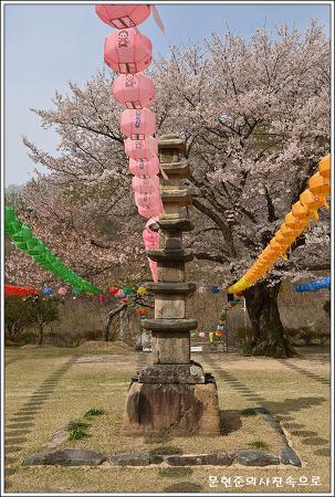 충남 금산 신안사 칠층석탑