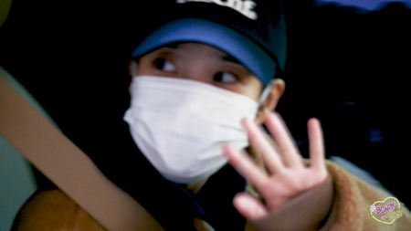 [2019.12.08]인천공항 아이유 입국 직캠 by holyarrow
