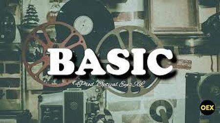 """[무료비트] 기본은 언제나 중요하다. 올드스쿨 샘플링 붐뱁 비트 """"BASIC"""""""