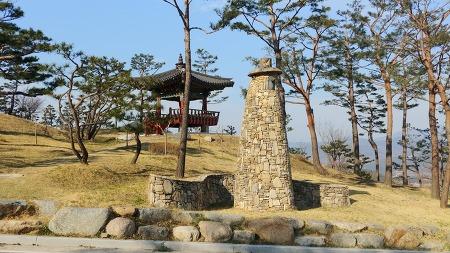 [산청여행] 산청 동의보감촌 내 아름답게 쌓은 돌탑